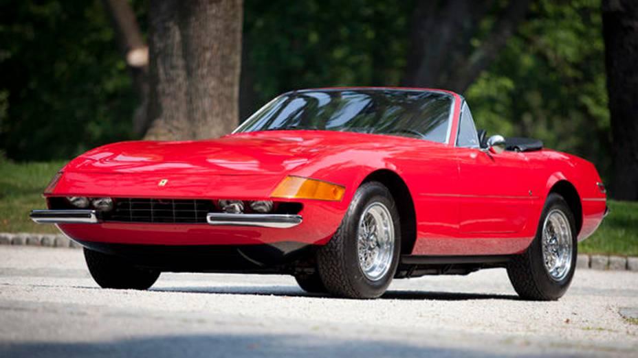 1972 Ferrari 365 GTB/4 Daytona Spider