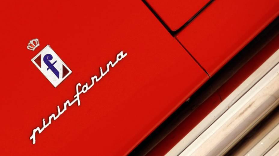 O estúdio Pininfarina projetou quase todos os Ferrari desde 1950