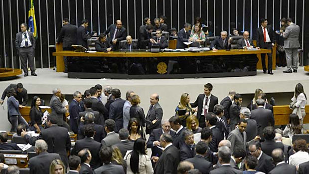 Após aprovação na Câmara, MP foi envia para o Senado, que terá que colocá-la em votação até o fim do dia