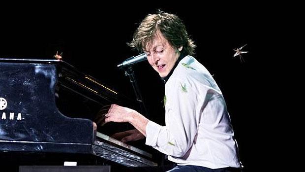 Apresentação de Paul McCartney em Goiânia