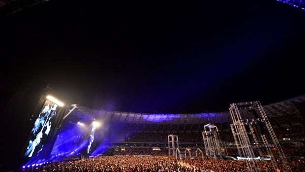 Estádio Mineirão recebe o primeiro show da turnê <em>Out There!</em> de Paul McCartney, em Belo Horizonte