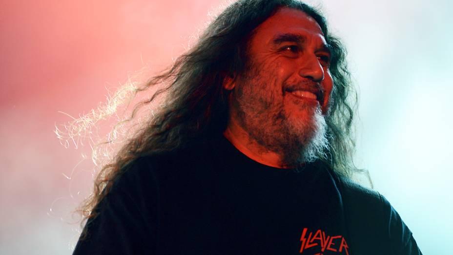 Show da banda Slayer no Rock in Rio 2013