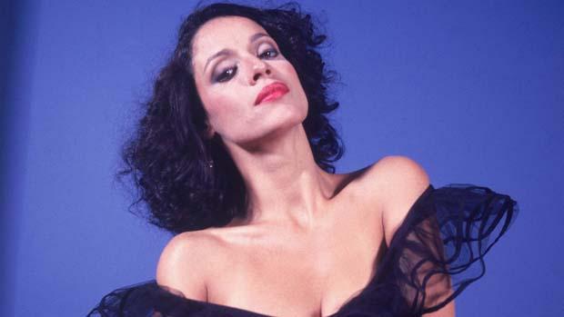 Sônia Braga na novela 'Dancin Days', da Rede Globo de 1979