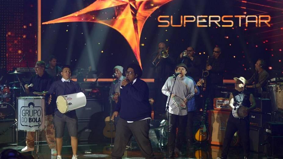 SuperStar: Grupo do Bola no Top 9