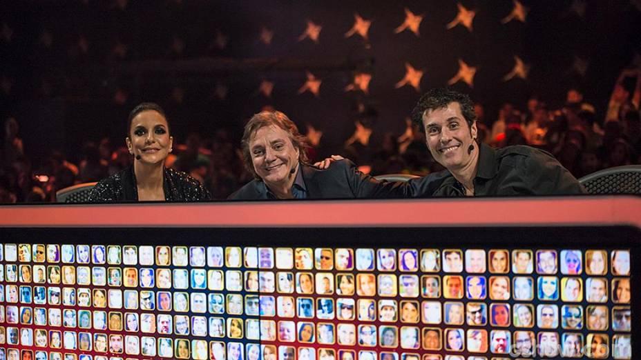 SuperStar: Ivete Sangalo, Fábio Jr. e Dinho Outro Preto são os jurados