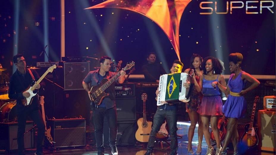 SuperStar: Luan e Forró Estilizado no Top 9