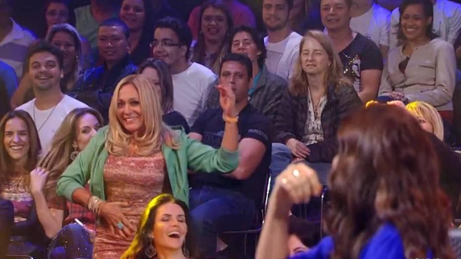 SuperStar: Susana Vieira roubou a cena no Top 9