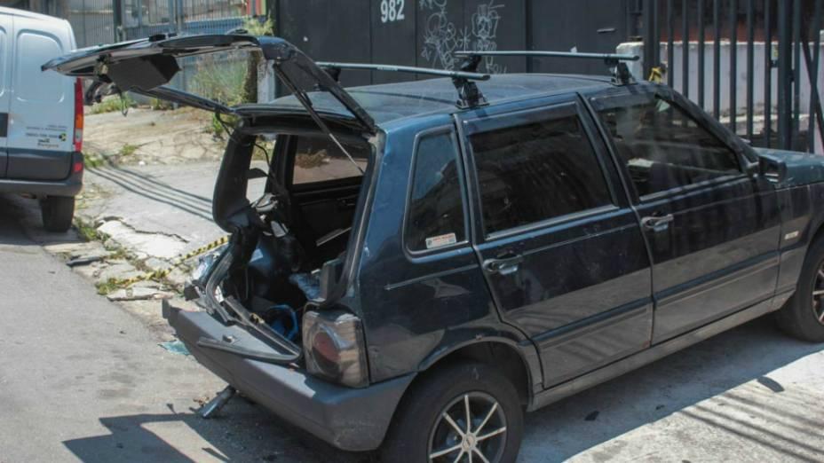 Suspeito de dirigir embriagado, Renner foi detido e encaminhado ao 27º Distrito Policial do Campo Belo. O cantor bateu seu carro, um BMW, em um Fiat Uno, na Rua Pedro Bueno, Jardim Aeroporto, zona sul de São Paulo