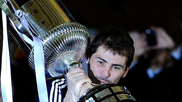 Com mais uma taça conquistada pelo Real Madrid