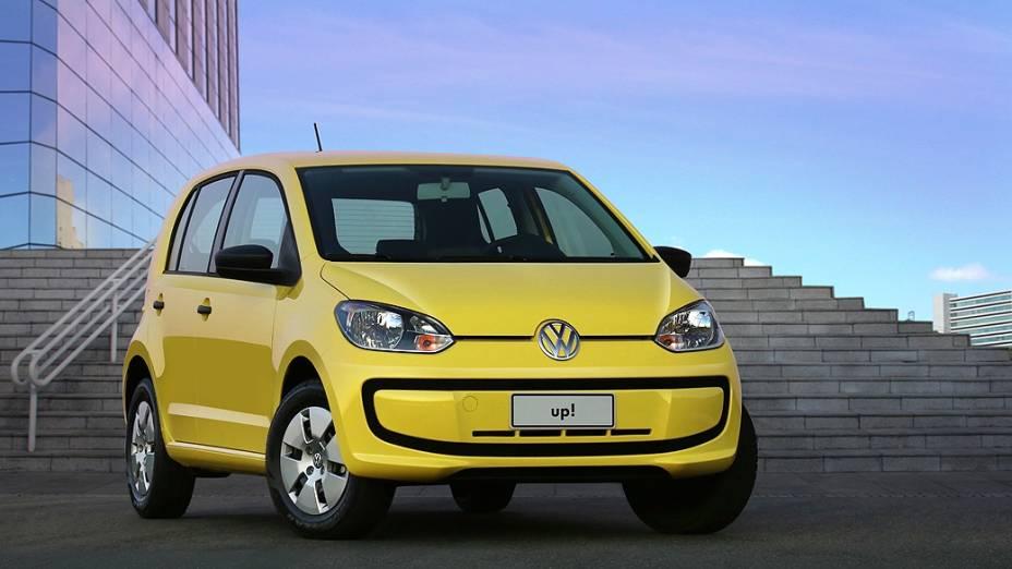 Take up ! marca início de uma nova era para a Volkswagen no Brasil