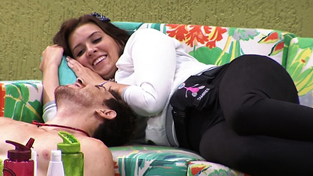 Big Brother Brasil- Tamires e Cezar