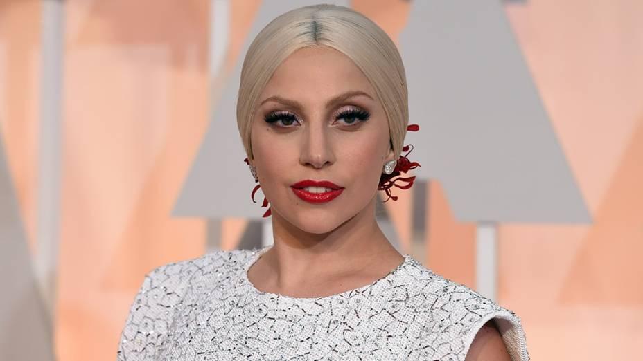 Lady Gaga no Oscar 2015