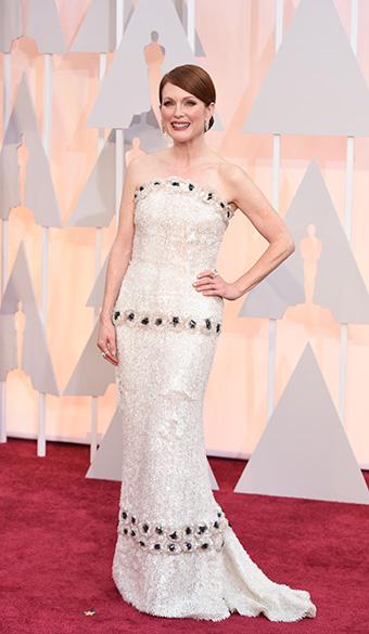 Julianne Moore no Oscar 2015