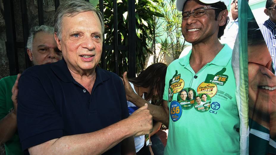 Tasso Jereissati (PSDB) eleito Senador do Ceará