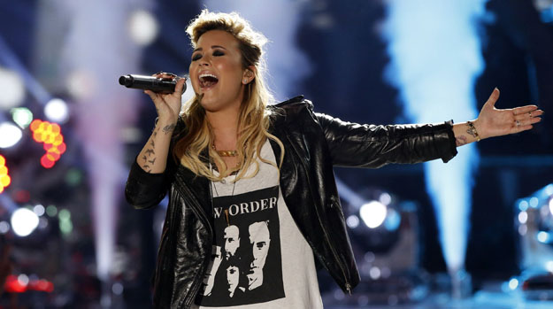 Demi Lovato no Teen Choice Awards 2013