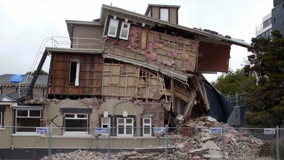 Terremoto em Christchurch, Nova Zelândia