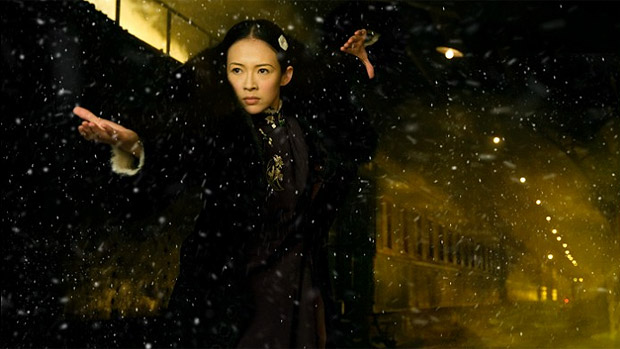 The Grandmaster é o primeiro filme do diretor chinês Wong Kar-wai (Amor à Flor da Pele) em seis anos