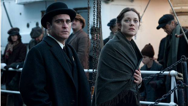 Cena do filme The Immigrant, de James Gray