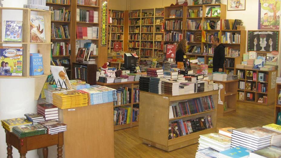 Livraria The Strand Books em Nova York, Estados Unidos