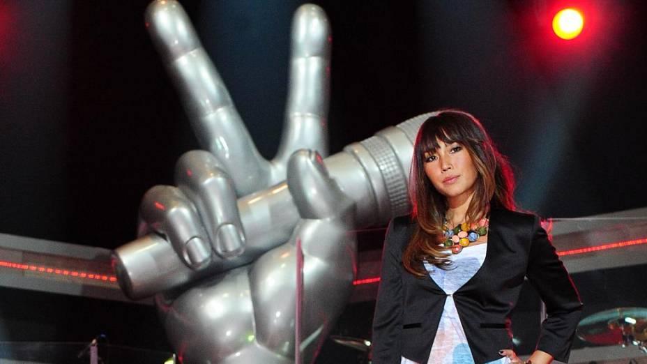 The Voice Brasil: Daniele Suzuki vai mostrar flashes diários e bastidores