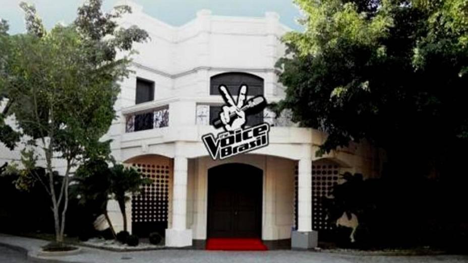 The Voice Brasil: estúdio onde acontecerão os ensaios dos participantes