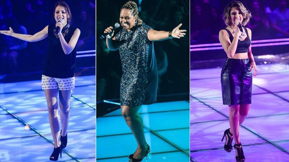 The Voice Brasil: Gabby Moura leva a melhor no Tira-Teima
