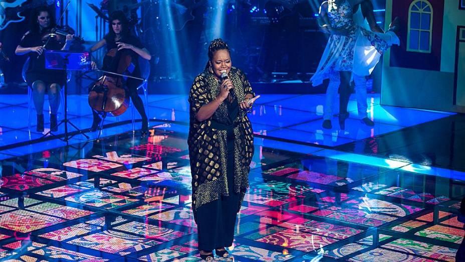 The Voice Brasil: Gabby Moura no show ao vivo