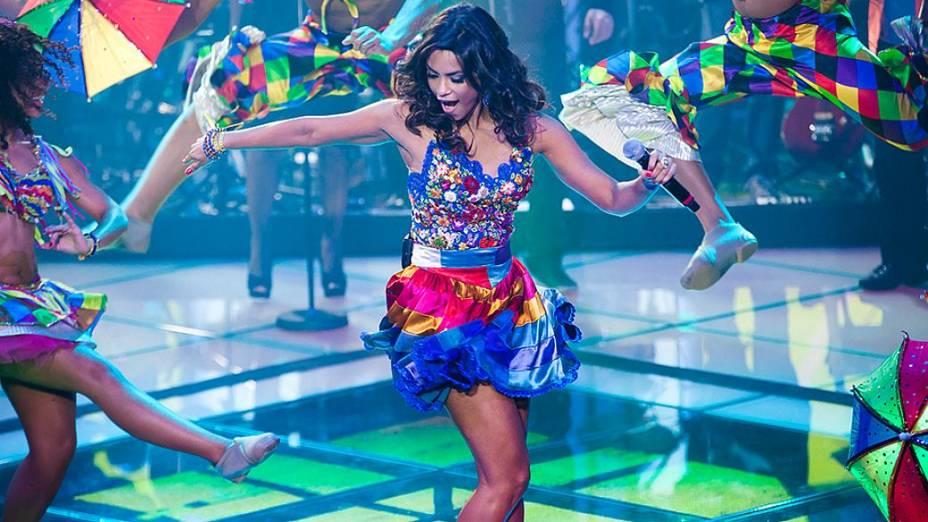 The Voice Brasil: Lucy Alves é a finalista de Carlinhos Brown