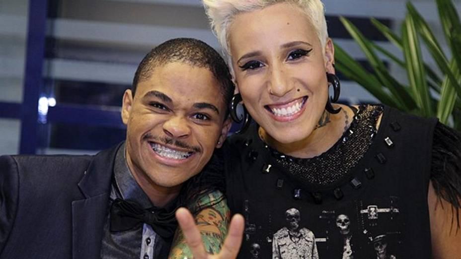 The Voice Brasil: Pedro Lima e Luana Camarah são os semifinalistas do time de Lulu Santos