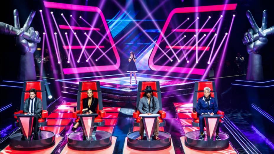 The Voice Brasil: primeira etapa é de audições às cegas