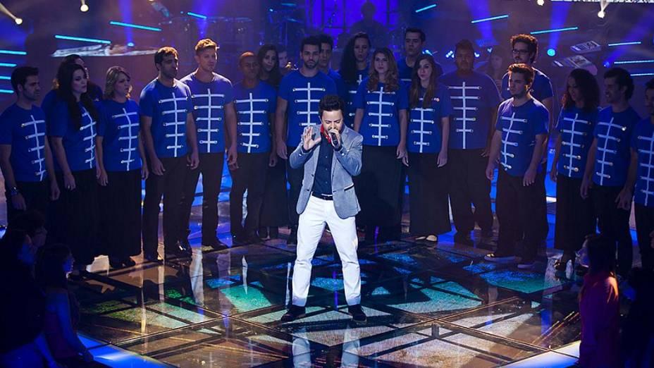 The Voice Brasil: Rubens Daniel é o finalista de Daniel