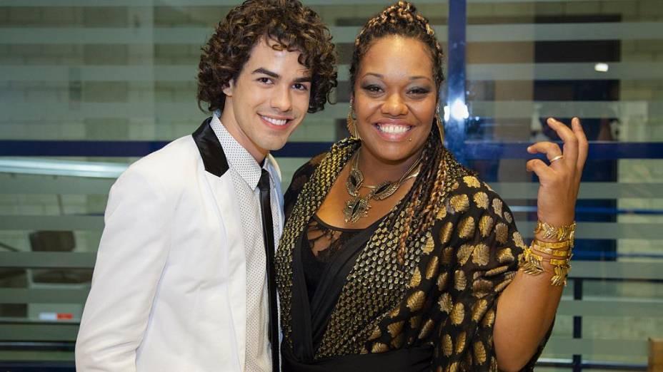 The Voice Brasil: Sam Alves e Gabby Moura são os semifinalistas do time de Claudia Leitte