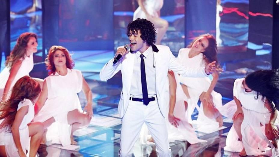The Voice Brasil: Sam Alves no show ao vivo