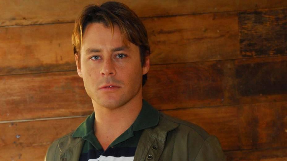 O ator Theo Becker