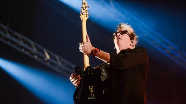Show do The Offspring no segundo dia do Rock in Rio