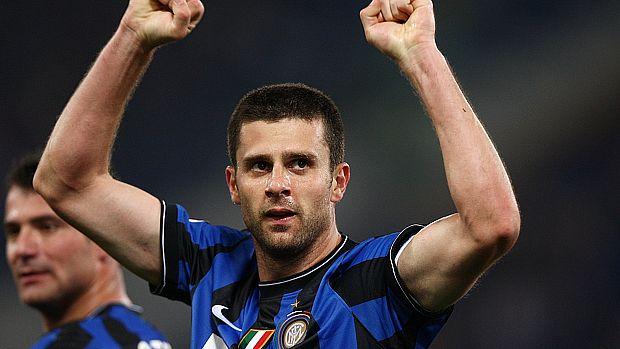 Thiago Motta é titular da equipe italiana Inter de Milão