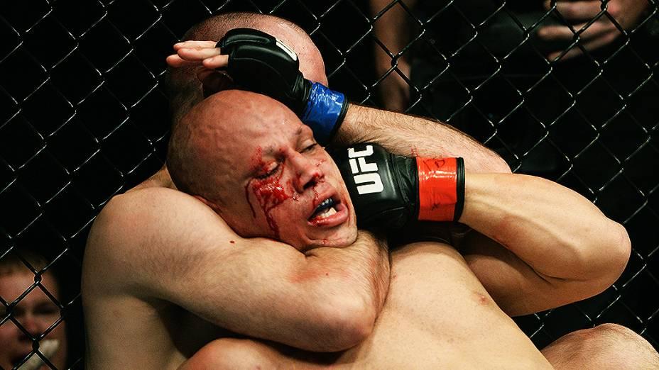 UFC Fight Night em Natal: Thiago Bodão e Kenny Robertson