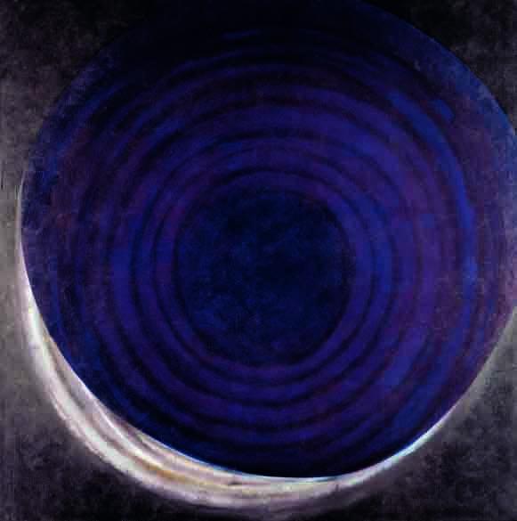 Tomie Ohtake, pintura sem título, 1990