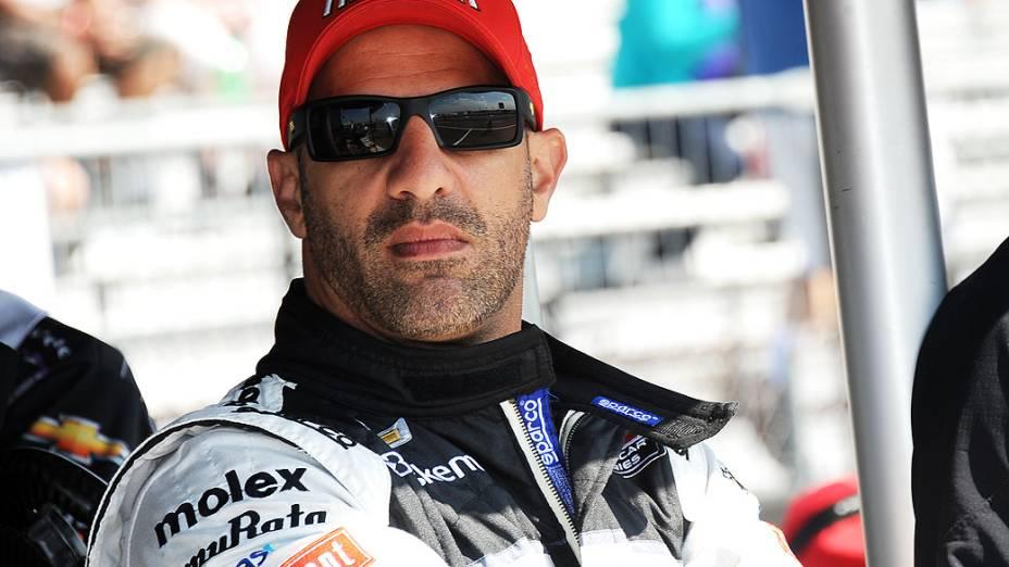 Tony Kanaan, piloto da KV, correrá na etapa da Indy em São Paulo