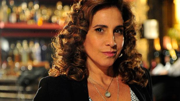 Totia Meirelles é Wanda em <em>Salve Jorge</em>