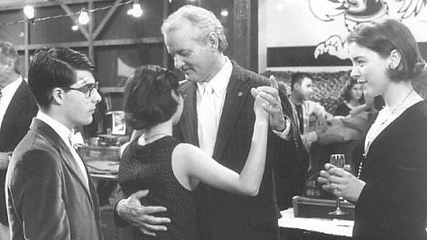 Bill Murray, Jason Schwartzman, Sara Tanaka e Olivia Williams em Três É Demais (1998)
