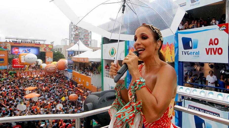 Trio da Ivete Sangalo em Salvador, em 19/02/2012