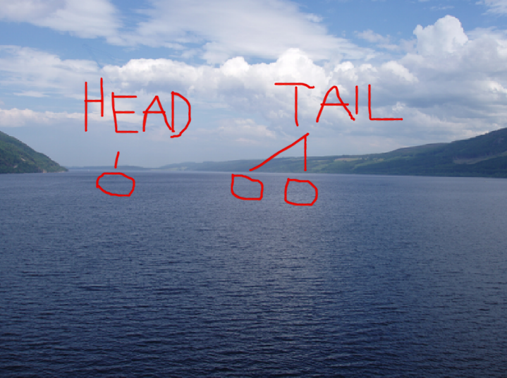 Courtney Love encontra o Monstro do Lago Ness