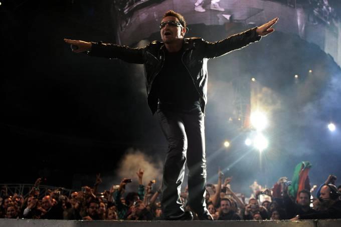 Show da banda U2