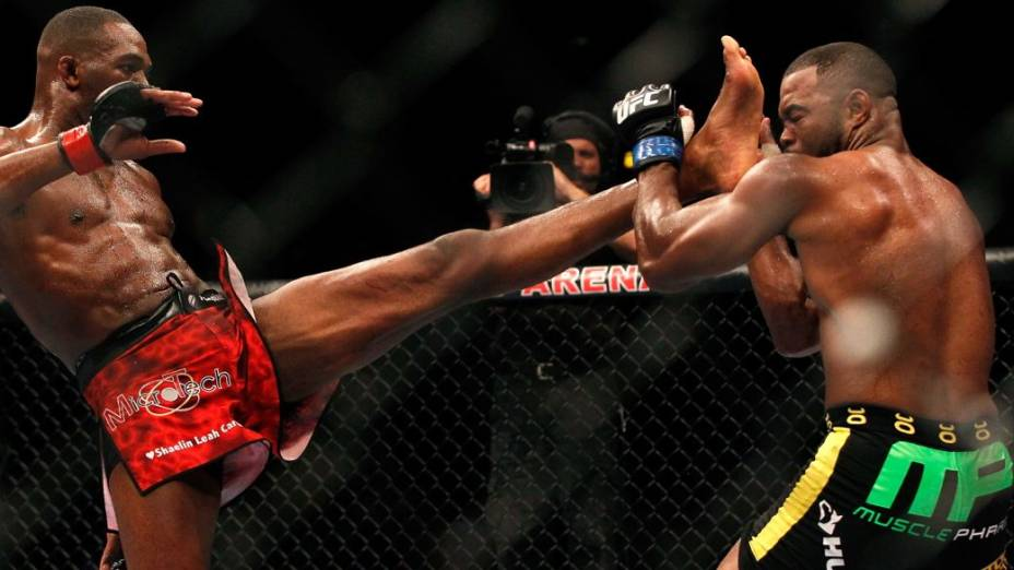 UFC 145: Jon Jones x Rashad Evans, em Atlanta