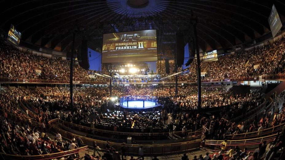 UFC 147, no Mineirinho, em Belo Horizonte