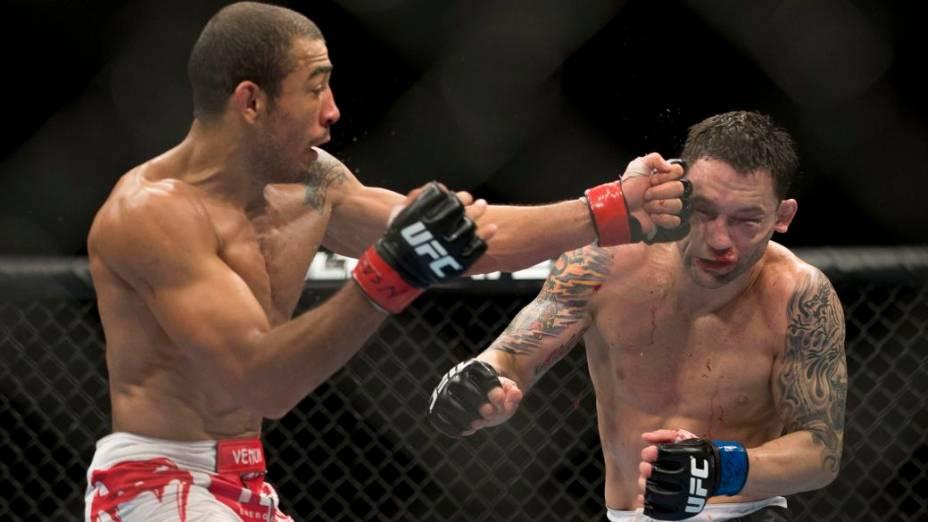 José Aldo enfrenta Frankie Edgar no UFC 156, em Las Vegas