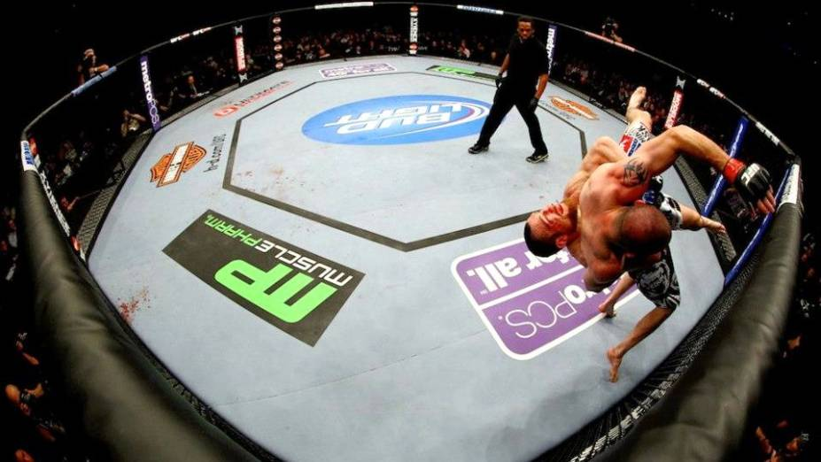 UFC 159: Pat Healy derrota Jim Miller