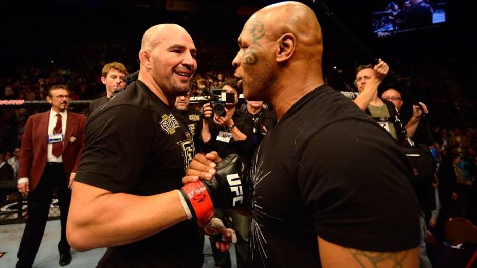 UFC 160: Glover Teixeira e Mike Tyson