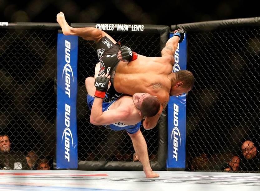 UFC 160: Nurmagomedov x Trujillo